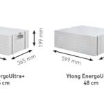 Beton komórkowy YTONG - bloczki Ultra