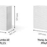 Beton komórkowy YTONG Jumbo